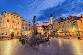 Piran to fight climate change by turning into live lab
